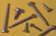 Stainless Self Drilling Screws