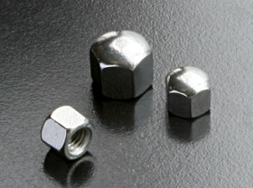 A2 Cap Nuts (DIN 917) Metric