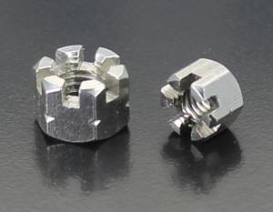 A2 Castle Nuts (DIN 935) Metric