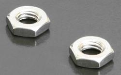 A2 Hex Half Nuts (DIN 439) Metric