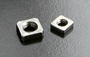 A2 Square Thin Nuts (DIN 562) Metric