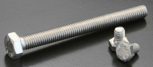 A2 Hexagon Head Setscrews (DIN 933) M6
