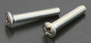 A2 M4 Phillips Raised C/sunk Screws (DIN 966)