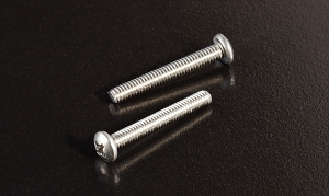 A2 12-24 UNC Phillips Raised Pan Screws