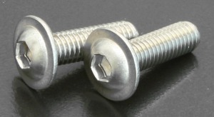A2 Socket Head Flange Button Screws M5