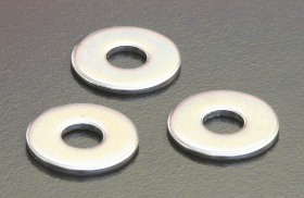 A2 DIN 9021 Washers Metric