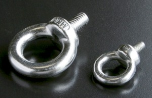 A4 M12 Lifting Eye Bolts (Similar DIN 580)