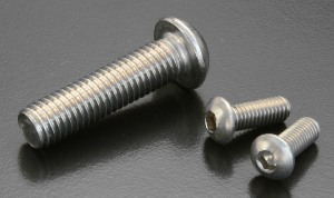 A4 Socket Head Button Screws (ISO 7380) M8