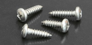 A4 No.8 Self Tapping Screws Phillips Pan Head Type AB