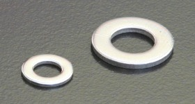 A4 Metric Form A Washers (DIN 125)
