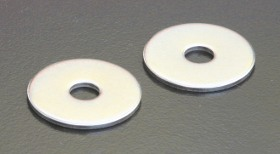 A4 Penny Washers Metric