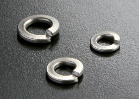 A4 Imperial Spring Washers (Rectangular)