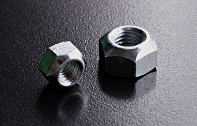 BZP-8 Stover All Metal Locking Nuts Metric