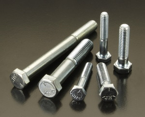 BZP-G5 5/8 UNC Hex Head Bolts