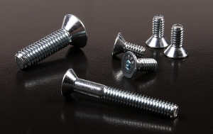 BZP 3/8 UNC Socket Head Countersunk Screws