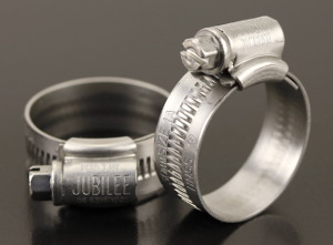 Jubilee Clips 316 Stainless