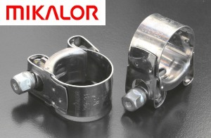 Mikalor Hose Clamps Supra W2 Part Stainless