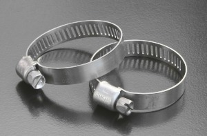 Stainless T350 Hose Clips
