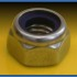 Hex Thin Nyloc Nuts (DIN 985) Metric