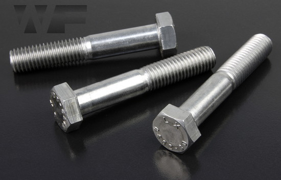 Hex Head Bolts DIN 931 (ISO 4014) in Duplex image