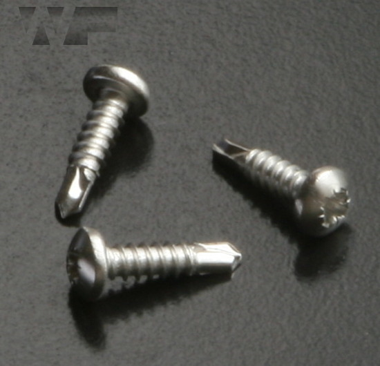 Pozi Pan Self Drilling Screws in A2 image