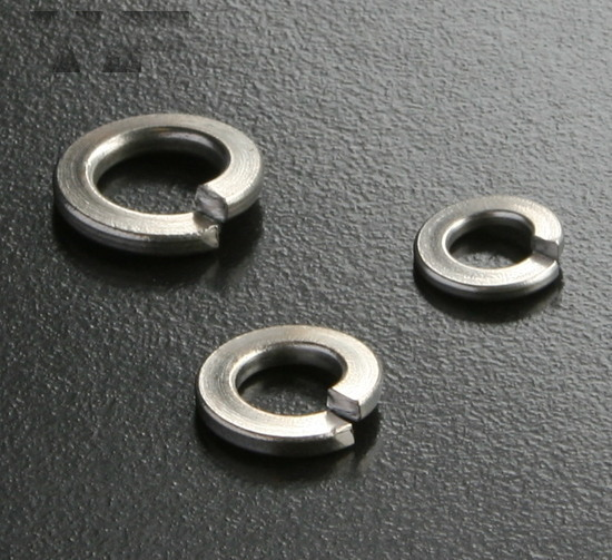 Rectangular Section Spring Washers in A2 image