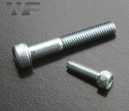 8mm Qty 1 Socket Head Cap M8 x 16mm Zinc Plated 12.9 Screw Bolt Allen ZP