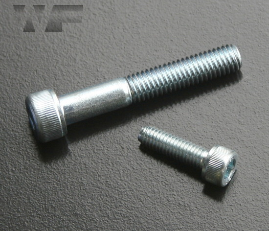 Socket Head Cap Screws ISO 4762 (DIN 912) in BZP-12.9 image