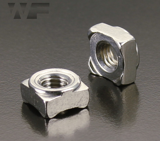 Square Weld Nuts DIN 928 in A2 image