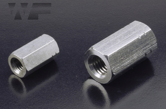 Studding Connector Nuts in A4 image