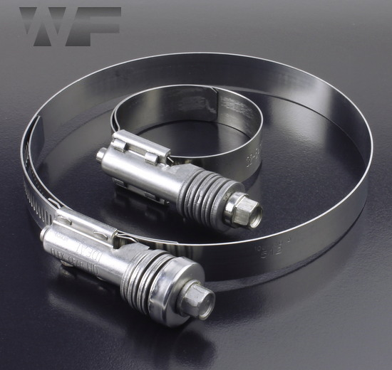 T45 Constant Tension Hose Clamps image