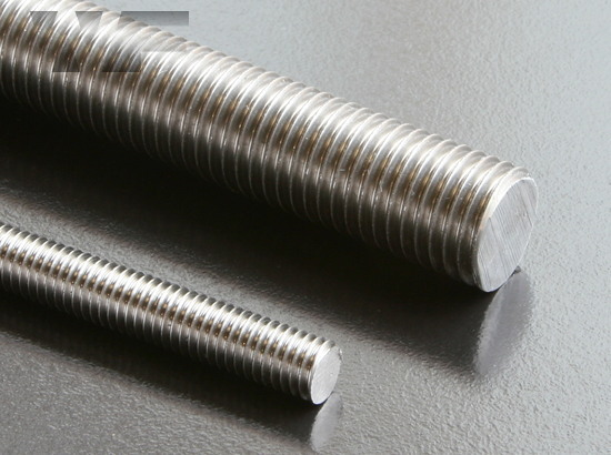 Threaded Rods DIN 975 in A4 image