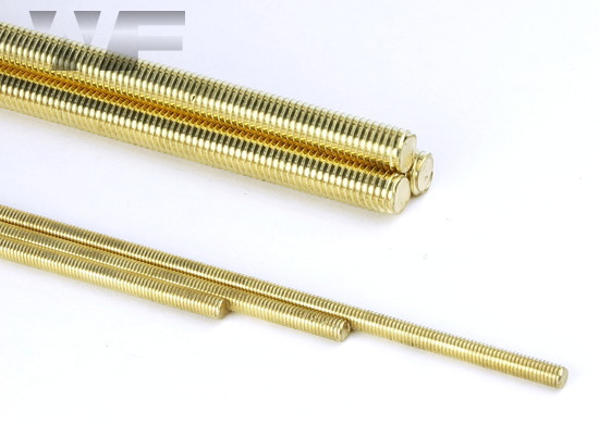 Threaded Rods DIN 975 in BRASS image