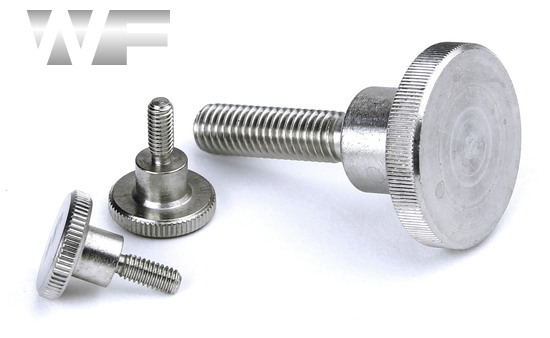 Thumb Screws High Type (DIN 464) in A1 image