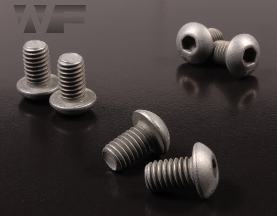 Image of UNC Socket Head Button Screws ASME B18. 3-2003 in MZP image