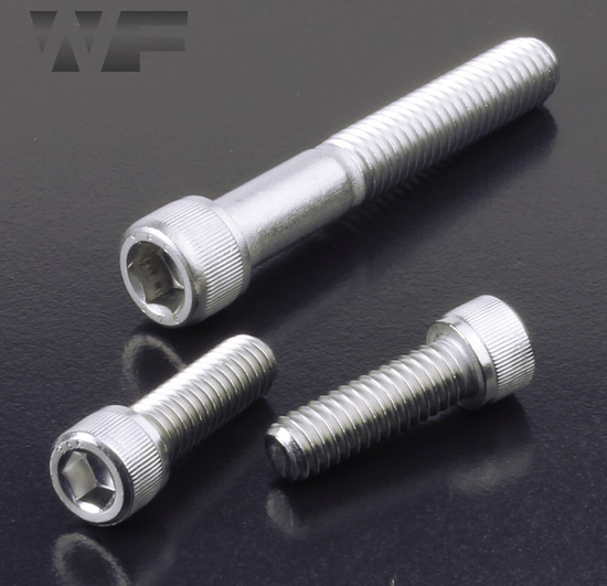 Image of UNC Socket Head Cap Screws ASME B18. 3-2003 in A4 image