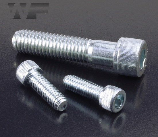 Image of UNC Socket Head Cap Screws ASME B18. 3-2003 in BZP image