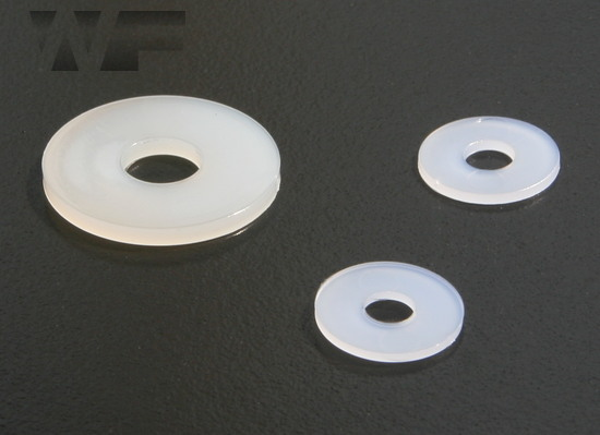 Washers ISO 7093 part 1 (DIN 9021) in Nylon image