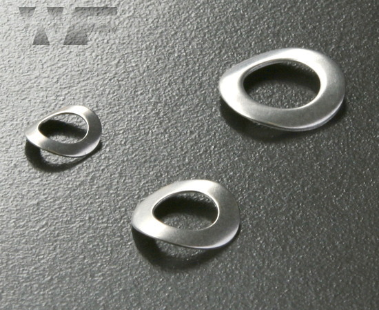 Wave Washers DIN 137 in A2 image